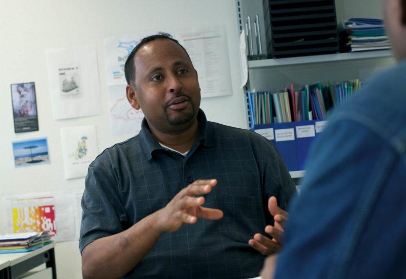 Help Somali Organisation, Plakat Somali